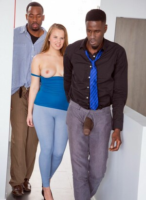 Famous porn model Jillian Janson takes..